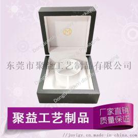 珠宝盒喷漆木盒首饰收纳木盒包装盒