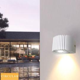 户外防水壁灯 别墅走廊阳台庭院墙壁灯 创意壁灯