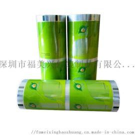 厂家定制 铝箔复合卷膜 食品包装卷膜