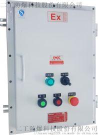 二工防爆BXMD,帶電表的防爆配電箱