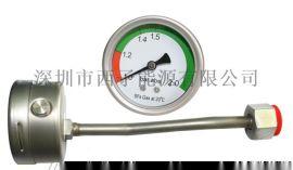 充气柜气压表六氟化硫压力表