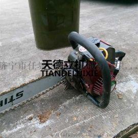 YD-8汽油挖树机 3.1KW汽油链条式挖坑机
