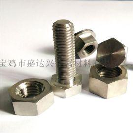TA2/TC4钛合金螺栓 钛螺母 钛沉头螺栓