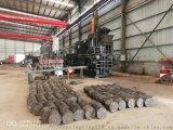 全自动高速钻床钢屑、铜屑打块机WBJ-1250