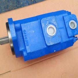 高压齿轮油泵重工机械压路P5100-F100NP367 6/P124-G25G