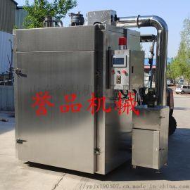 实验室半自动30型烟熏炉-电加热烟熏炉现货