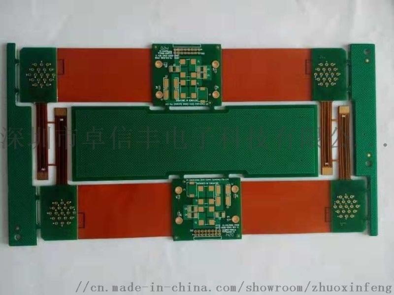 6層軟硬結合板