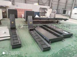 链板式排屑机 数控机床铁销除屑设备输送机