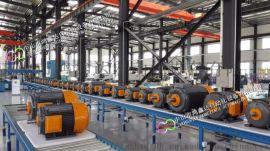 佛山新能源汽车生产线,广州电机装配线,发动机滚筒线