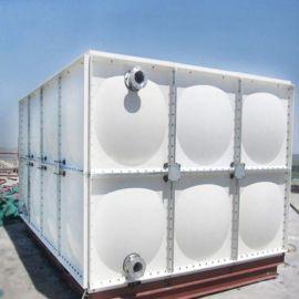 玻璃钢水箱螺栓式工业用镀锌水箱