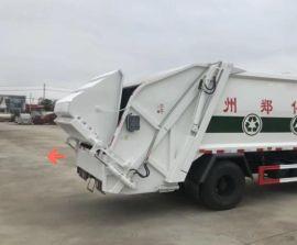 东风后装压缩垃圾车