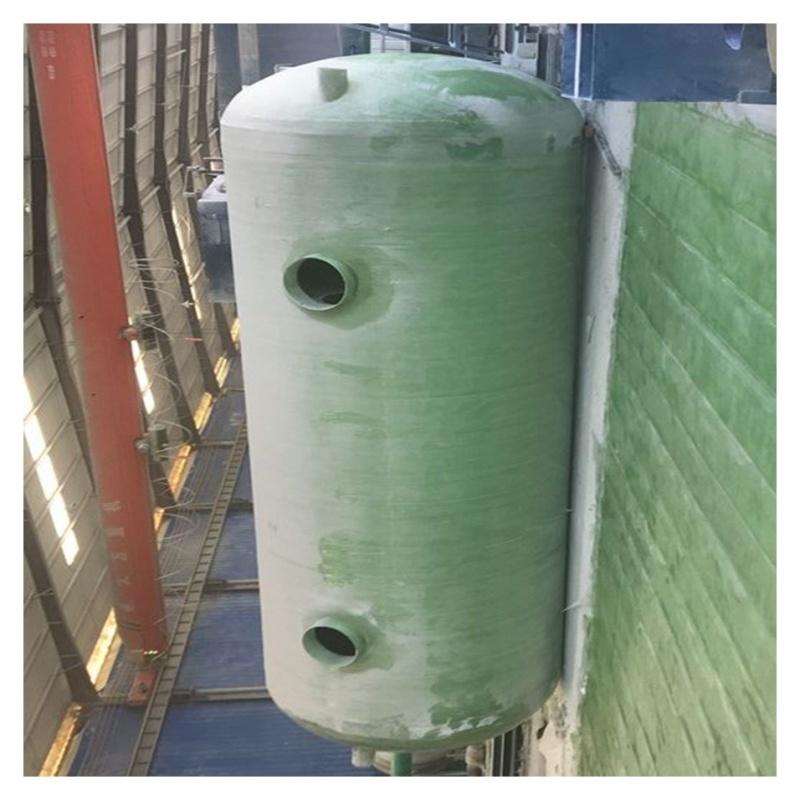 中卫厕改化粪池销售厂家 玻璃钢模压沉淀池