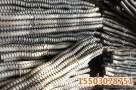 精轧螺纹钢折弯 蛇形筋 D15螺杆 热轧拉杆