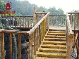 内江水泥栏杆厂家,实木仿木纹栏杆定制厂家