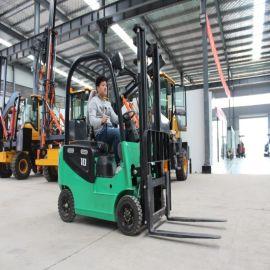 供应全电动四轮座驾式堆高车 座驾式搬运装卸叉车