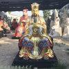 玉皇大帝老天爺神像 王母娘娘神像 玻璃鋼道教神像