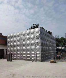 济源不锈钢水箱厂家 方形消防水箱304焊接保温水箱
