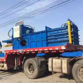 120吨全自动卧式液压打包机 鹤山打包机