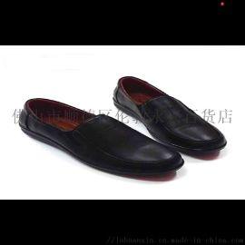八叶盛女皮鞋