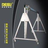 可升降鋁製移動龍門吊 手拉葫蘆鋁合金龍門架