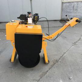 双轮压路机 7吨钢轮压路机 沥青路面压实机
