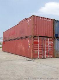 深圳二手集裝箱海運集裝箱