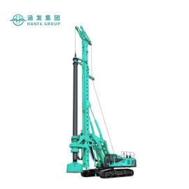 新型履带式螺旋钻机,HFR103旋挖钻机