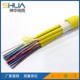 室内用布线配线光缆4芯分支光缆12芯配线室内软光缆