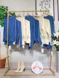 折扣女裝原創高端設計孔雀夫人銀鑽世家毛衣