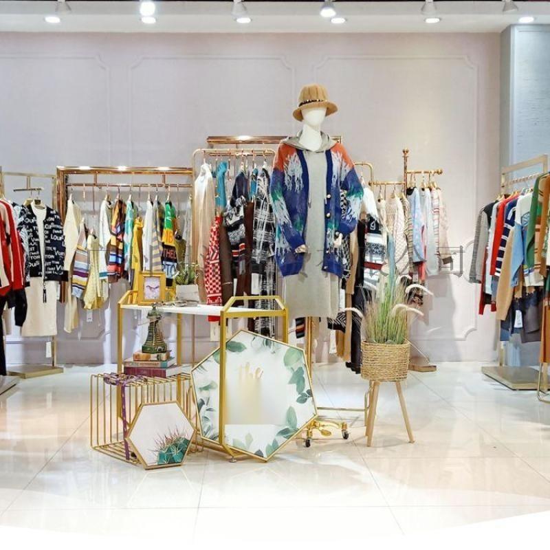 知名女裝品牌森塔斯毛衣折扣店進貨渠道