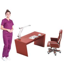 現代簡約電腦辦公桌 SKZ314辦公桌 實木辦公桌