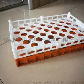 山东42枚鸭蛋托盘塑料42枚鸭蛋托加厚鸭蛋托图片