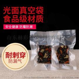 真空袋透明光面食品包装袋尼龙熟食塑料密封袋