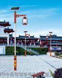 竹子庭院灯,藏式庭院灯,太阳能庭院灯