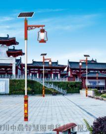 竹子庭院燈,藏式庭院燈,太阳能庭院燈