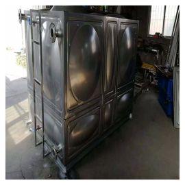 消防玻璃钢水箱 霈凯 喷淋水箱