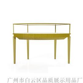 黄金珠宝柜台2021新款珠宝柜台玻璃展示柜品质展柜