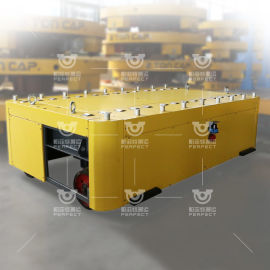 厂家直销电缆卷筒转运电动平车 物料搬运车