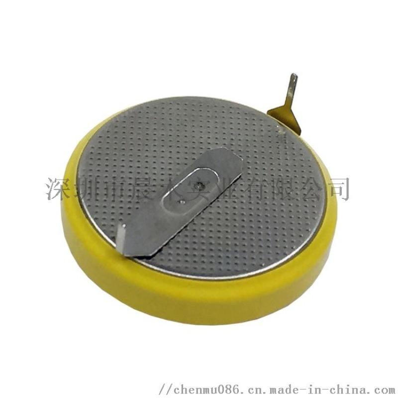 厂家直销CR2450纽扣电池,3V扣式锂锰电池