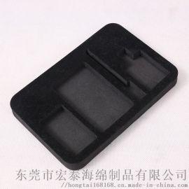 黑色38度环保EVA内衬防摔EVA内托包装订制