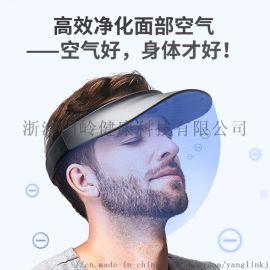 空氣淨化器 負氧離子防霾帽
