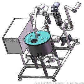 果粒奶在线添加动态混合器