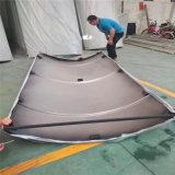 中石加气站包柱铝单板 新能源加气站铝单板包柱厂家