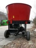 聖隆全自動草捆粉碎機,大型旋轉式草捆粉碎機