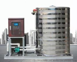 一体式免安装空气能工程热水机1吨至10吨