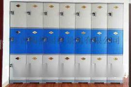 abs塑料更衣柜员工柜游泳馆浴室防水储物柜