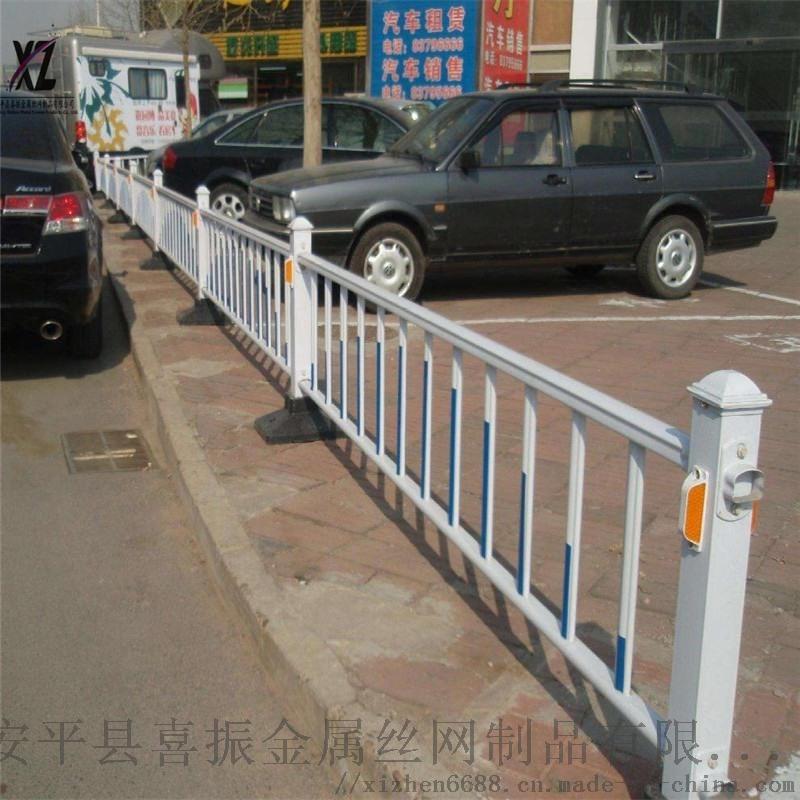公路中道路护栏@宣城现货市政护栏@供应道路交通栅栏