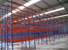 货架钢结构货架仓储货架冷轧钢货架服装货架鞋子货架