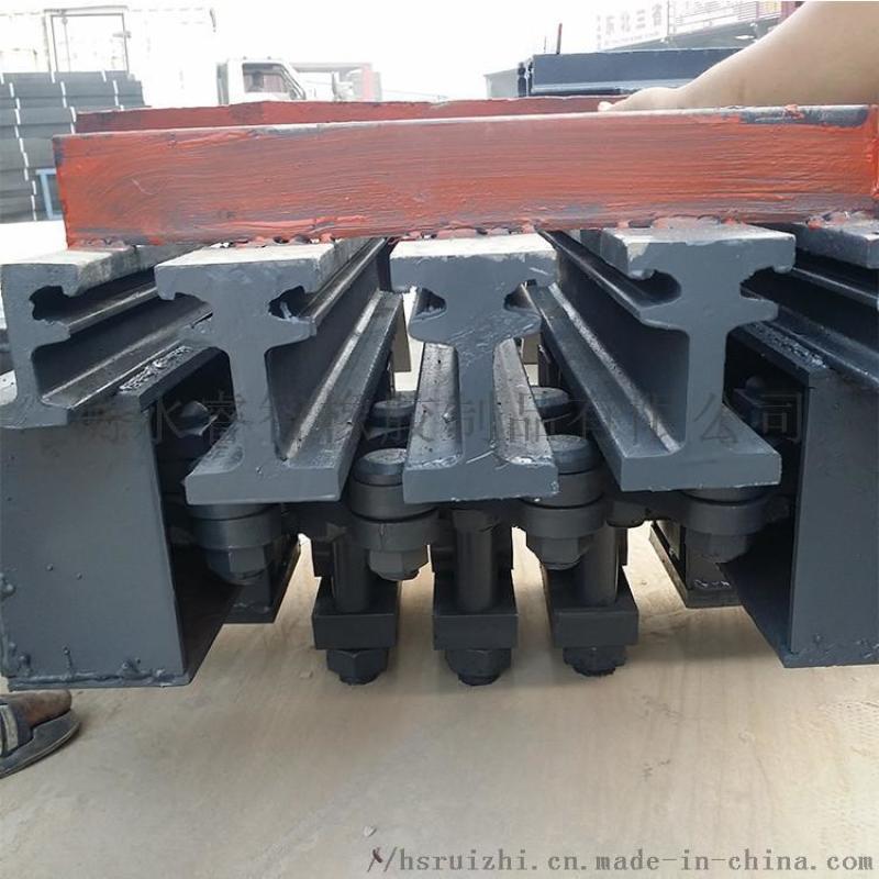 睿智40型板式伸缩缝 工程用弹性橡胶伸缩缝安装要求