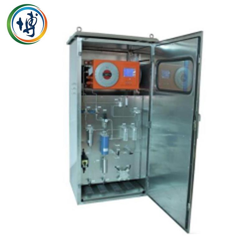 PUE-1000型焦炉煤气分析系统  工业使用